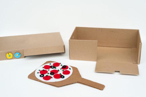 игрушки для детей из бросовых материалов