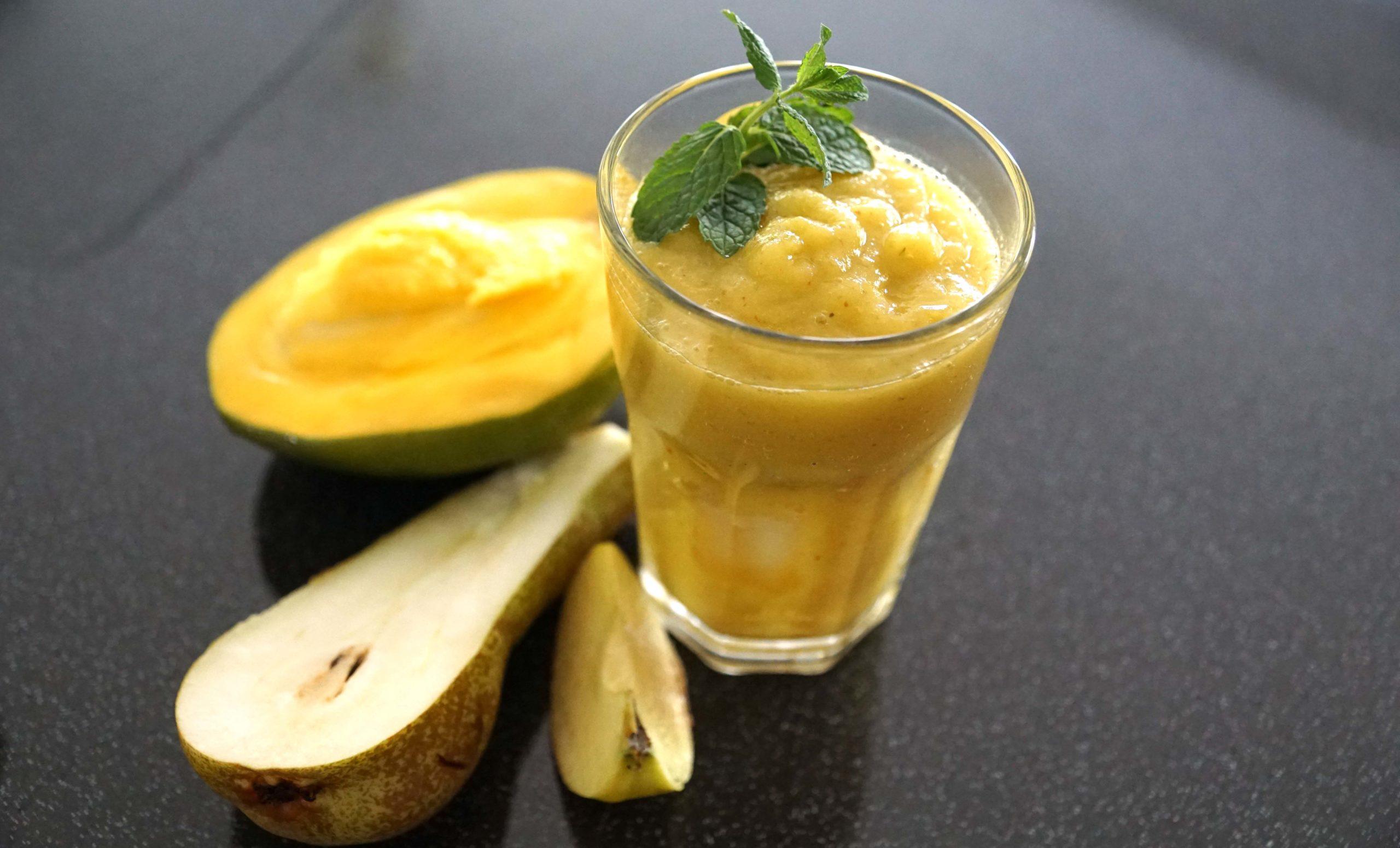 смузи с манго рецепт
