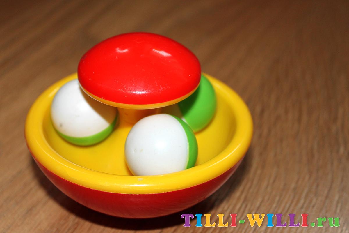 Какие нужны игрушки для детей до года и старше